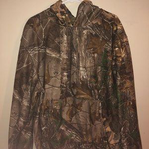 Camouflage RedHead Sweatshirt